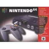 Console Nintendo 64 En Boite (occasion)
