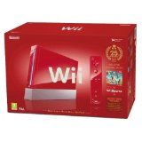 Console Wii Rouge Pack New Super Mario Bros En Boite (occasion)