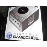 Console Game Cube Grise Avec Cables Et Une Manette Sans Boite (occasion)