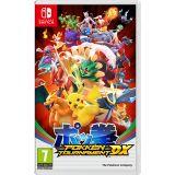 Pokken Tournament Dx Pour Nintendo Switch (occasion)