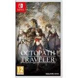 Octopath Traveler Switch (occasion)