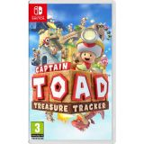 Captain Toad Treasure Tracker Switch (occasion)