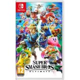 Super Smash Bros Ultimate Switch (occasion)