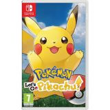 Pokemon Let S Go Pikachu Switch (occasion)