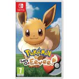 Pokemon Let S Go Evoli Switch (occasion)
