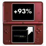 Console Nintendo Dsi Xl Bordeaux + Chargeur Sans Boite (occasion)
