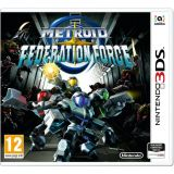 Metroid Prime Federation Force 3ds (occasion)