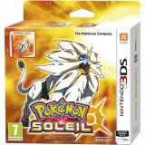 Pokemon Soleil Edition Fan - Jeu + Steelbook (occasion)