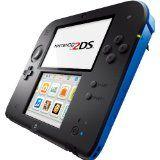 Console Nintendo 2ds - Noire & Bleu (occasion)