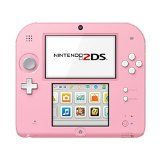 Console Nintendo 2ds - Rose & Blanc (occasion)