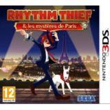 Rhythm Thief & Les Mysteres De Paris (occasion)