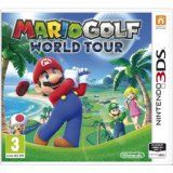 Mario Golf World Tour 3ds (occasion)