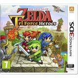 The Legend Of Zelda Tri Force Heroes 3ds (occasion)