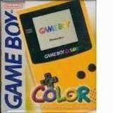 Console Game Boy Color Jaune En Boite (occasion)