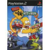 Les Simpsons Hit And Run Plat (occasion)