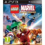 Lego Marvel Super Heroes Ps3 (occasion)