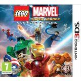 Lego Marvel Super Heroes L Univers En Peril 3ds (occasion)