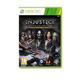 Injustice Les Dieux Sont Parmis Nous Ultimate Edition Xbox 360 (occasion)