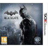 Batman Origins Blackgate 3ds (occasion)