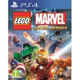 Lego Marvel Super Heroes Ps4 (occasion)