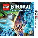 Lego Ninjago Nindroids 3ds (occasion)