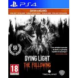 Dying Light The Following Enhanced Edition Ps4 (occasion)