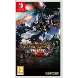Monster Hunter Generation Ultimate Switch (occasion)