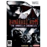 Resident Evil The Umbrella Chronicles (occasion)