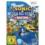 Sonic Sega All Star Racing Seul (occasion)