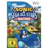 Sonic Sega All Star Racing Seul (occasion)