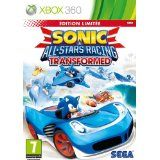 Sonic All Stars Racing Transformed Xbox 360 (occasion)