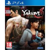 Yakuza 6 The Song Of Life Ps4 (occasion)