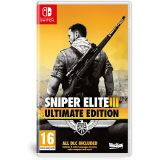 Sniper Elite 3 Ultimate Edition Switch (occasion)