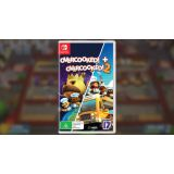 Overcooked + Overcooked 2 Double Pack Eu Switch (occasion)