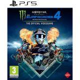 Monster Energy Supercross 4 (occasion)