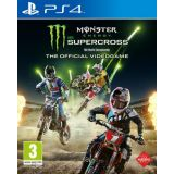 Monster Energy Supercross : The Official Video Game Ps4 (occasion)