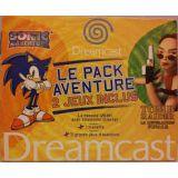 Console Dreamcast Le Pack Aventure En Boite (occasion)