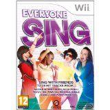 Everyone Sing Jeu Seul (occasion)
