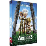 Arthur 3 La Guerre Des Deux Mondes (occasion)