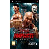 Tna Impact Cross The Line (occasion)