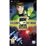 Ben 10 Alien Force Vilgax Attacks (occasion)