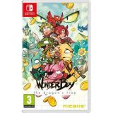 Wonder Boy The Dragon S Trap Switch (occasion)