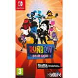 Runbow Deluxe Edition Switch (occasion)