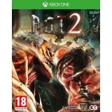 Attack On Titan 2 A.o.t 2 Xbox One (occasion)