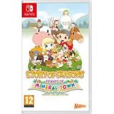 Story Of Seasons Friends Of Mineral Town Switch (occasion)