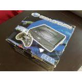 Console Sega Saturn En Boite + Cable Et 1 Manette Occ // Boite Legeremnt Abime// (occasion)