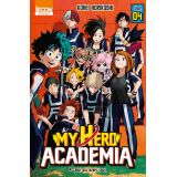 My Hero Academia Tome 4 (occasion)