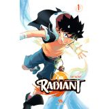 Radiant Tome 1 (occasion)