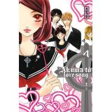 Akuma To Love Song Tome 4 (occasion)
