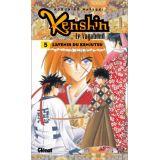 Kenshin Le Vagabond Tome 5 (occasion)